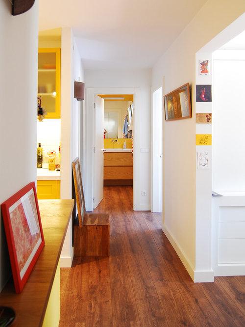 Fotos de recibidores y pasillos dise os de recibidores y - Decoracion pasillos y recibidores ...