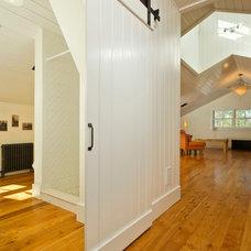 Farmhouse Hall by Phinney Design Group