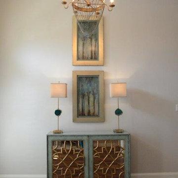 Baton Rouge Eclectic Elegant Design