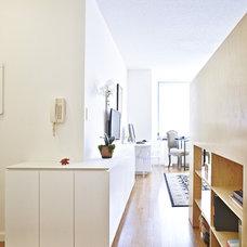 Modern Hall by Jordan Parnass Digital Architecture