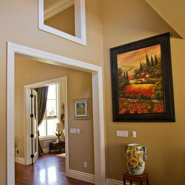 Bay Area fine finish carpentry, trim, crown moulding and baseboard