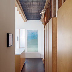 contemporary hall by jones | haydu