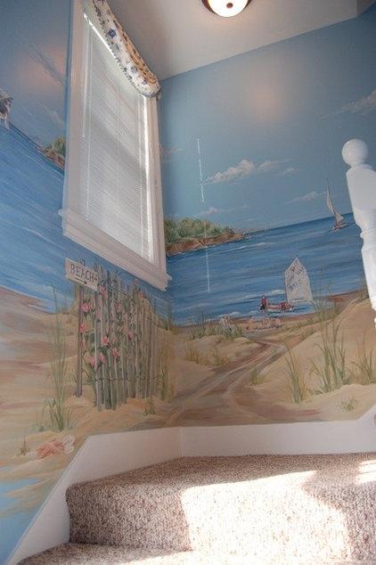 Hall by MacMurrayDesigns