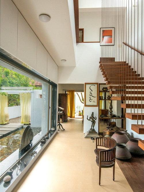 asiatischer flur design ideen bilder beispiele. Black Bedroom Furniture Sets. Home Design Ideas