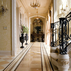 Mediterranean Hall by Abbey Carpets Unlimited