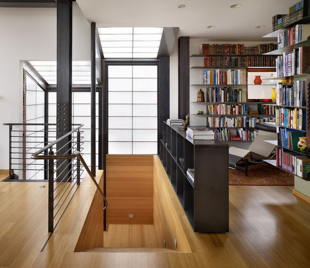 Industriel Couloir by Graham Baba Architects