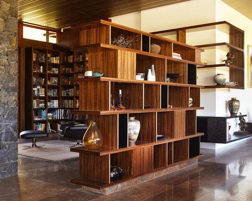 Bookcase Room Divider Home Design Ideas Pictures Remodel