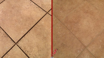 Before and After Tile & Grout Pictures