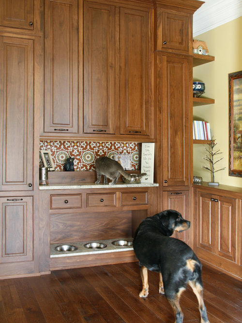 Dog Feeding Station Ideas Pictures Remodel And Decor