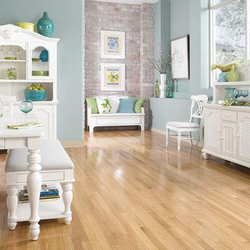 Bellawood White Oak Solid Hardwood