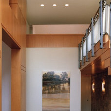 Contemporary Hall by Sutton Suzuki Architects