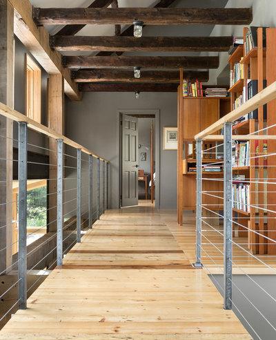 Transitional Hall by Caleb Johnson Studio