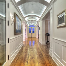 Traditional Hall by Hull Forest Products