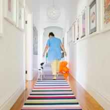 Come arredare un corridoio stretto e lungo for Arredare corridoio stretto e corto