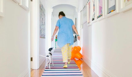 10 Creative Ways to Personalise Rented Hallways and Landings