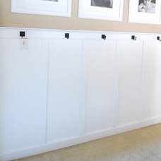 Traditional Hall Board & Batten with hooks