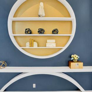 Idée de décoration pour un couloir design.
