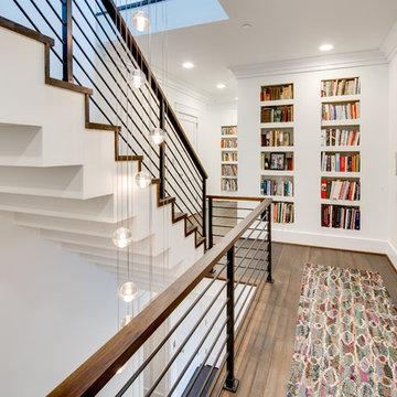Bookend Hallway