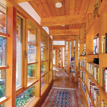 Booklovers House | Library