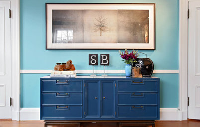 Instant Fix: Refresh Your Furniture With Some Punchy Paint