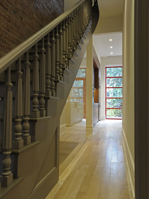 White Painted Staircase Railing Ideas Pictures Remodel
