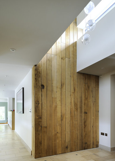 Contemporary Hallway & Landing by PAD studio
