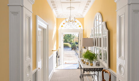 8 Spots Where a Fresh Coat of Paint Can Do Magic