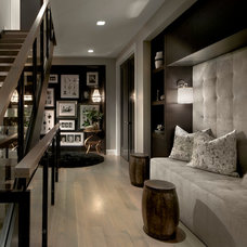 Contemporary Hall by PROjECT interiors + Aimee Wertepny