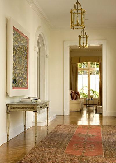 Traditional Hall by Elizabeth Dinkel