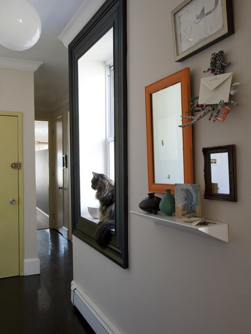 Foyer Design St Sauveur : Narrow hallway paint houzz