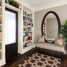 Transitional Hall by Robeson Design
