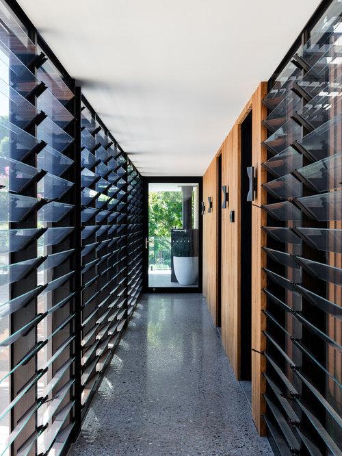 Houzz | 50+ Best Terrazzo Floor Hallway Pictures - Terrazzo Floor ...