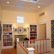 Traditional Hall by Barnes Vanze Architects, Inc
