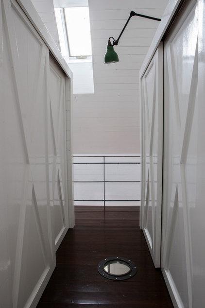Rustic Hall by Jean Longpré