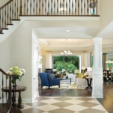 Traditional Hall by Arthur Rutenberg Homes