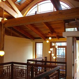 Cape Cod Maharishi Vastu home. Maharishi Vastu architect: Joy Cumings, Aline Arc