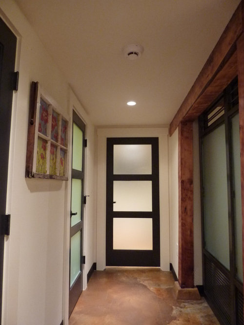 Foyer Layout Questions : Modern hallway design ideas pictures remodel decor