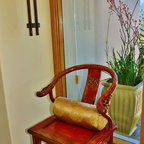 In Atlanta Homes With Thomasville Furniture Eclectic