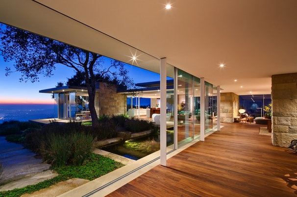 Modern Hall by Neumann Mendro Andrulaitis Architects LLP