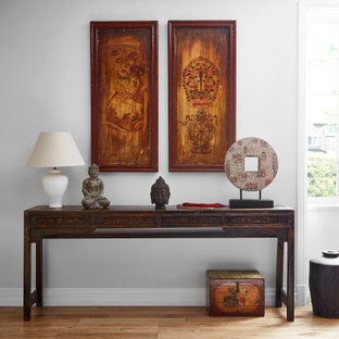 Carved Shanxi Console Table