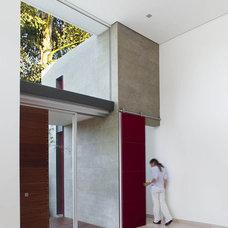 Modern Hall by Eva Hinds