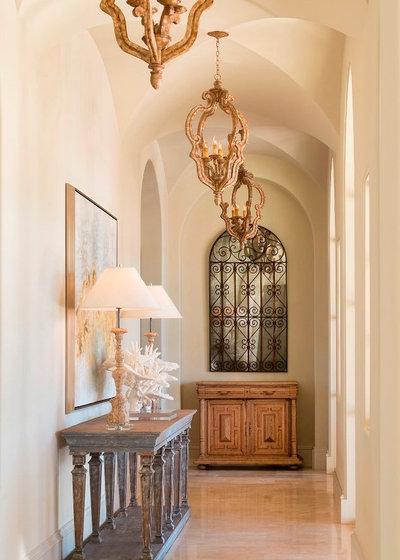 Mediterranean Hall by Christy Drew Designs