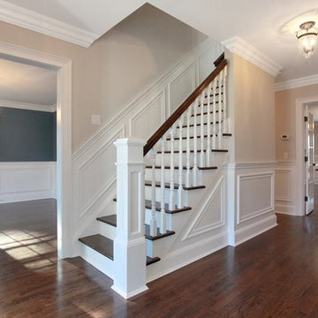 CEILINGS, MOLDINGS AND TRIM