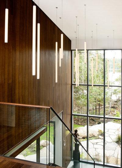 15 éclairages créatifs pour mettre en lumière votre escalier