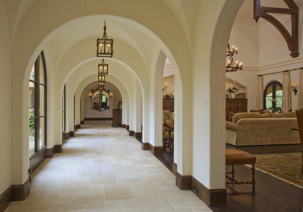 Mediterranean Hall by DHR Architecture