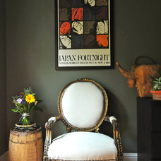Eclectic Hall by Valerie McCaskill Dickman