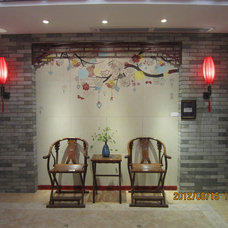 Asian Hall by LAN&SD