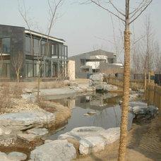Asian Hall by M&W interior & industrial design studio