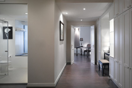 Contemporary Hall by CL3