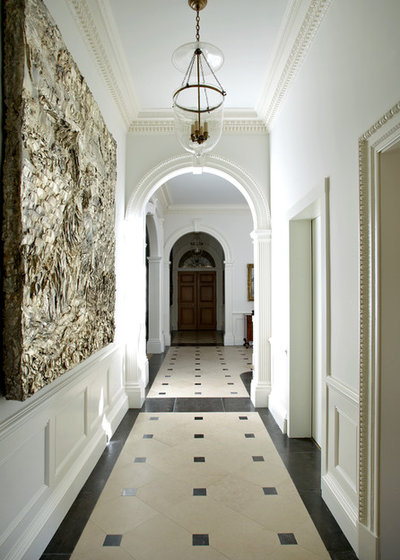 Traditional Hall by Douglas VanderHorn Architects
